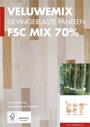 Veluwemix gevingerlaste panelen - Van Laere Hout