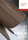 Van Laere Hout doet een boekje open