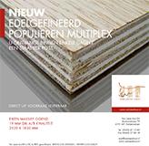 Van Laere Hout - populieren multiplex