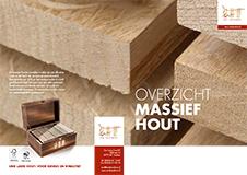 folder massief hout - Van Laere Hout