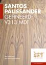 Santos pallisander - Van Laere Hout