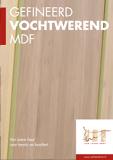 nieuws, gefineerd vochtwerend MDF - Van Laere Hout